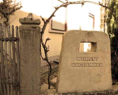 Zaunpfahl 1790 - Weingut Wagenmann