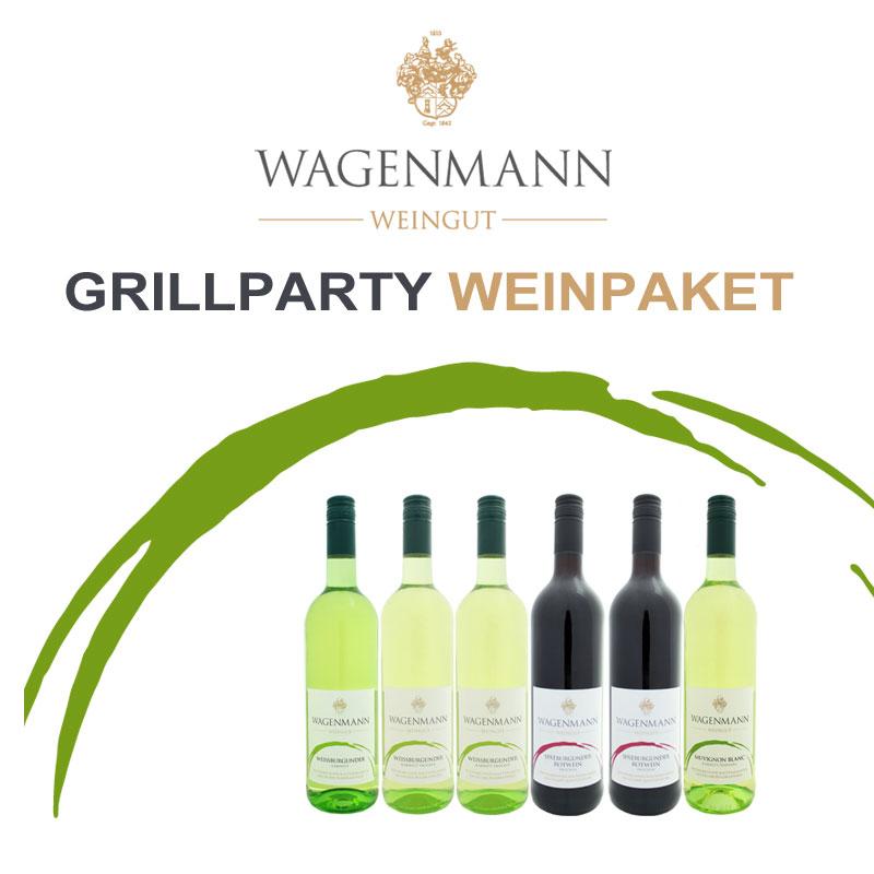Unsere Weinpaket zum SWR3 Grillen 2021